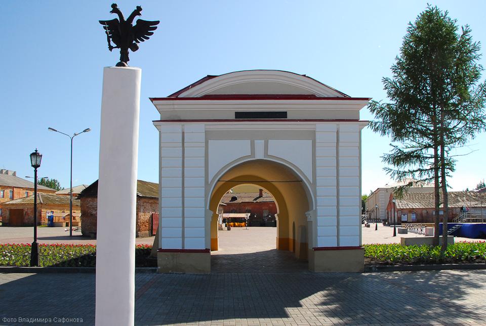 Фото омских ворот как правильно поварить ворота