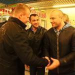 Александр шлеменко вернулся в омск