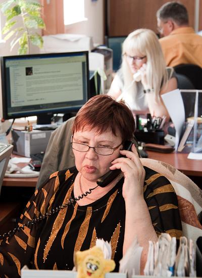 Омский Центр поддержки предпринимателей. Консультации по телефону