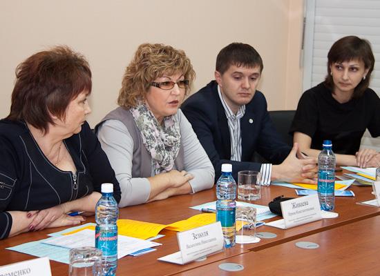 Омский Центр поддержки предпринимателей. Круглый стол специалистов и предпринимателей