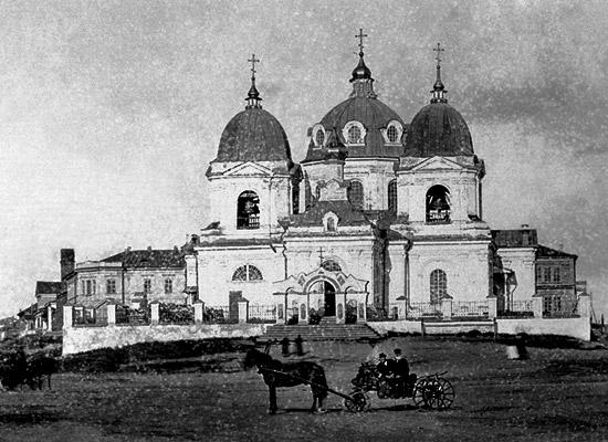 Церковь Ильи Пророка в Омске