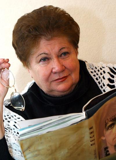 Любовь Ермолаева, основатель театра «Студия»