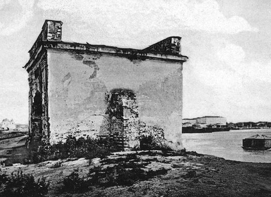 Иртышские ворота Омской крепости